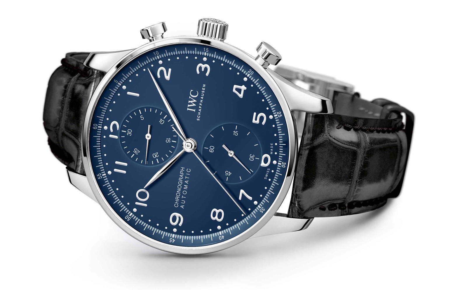 IWC Portugieser Chronograph 150 Years Coleccion Jubilee SIHH 2018
