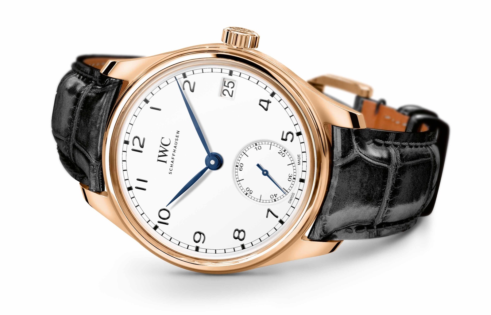 IWC Portugieser Hand Wound 8 Days 150 Years Coleccion Jubilee SIHH 2018