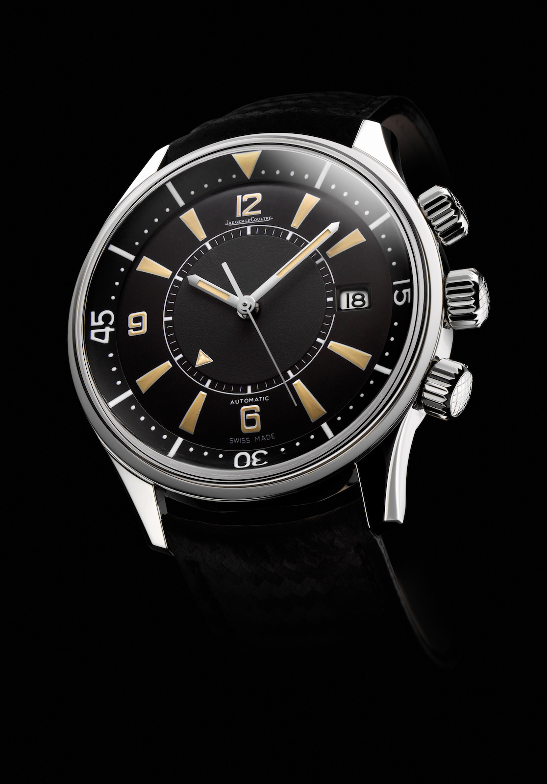 Jaeger-LeCoultre Memovox Tribute to Polaris (2008)
