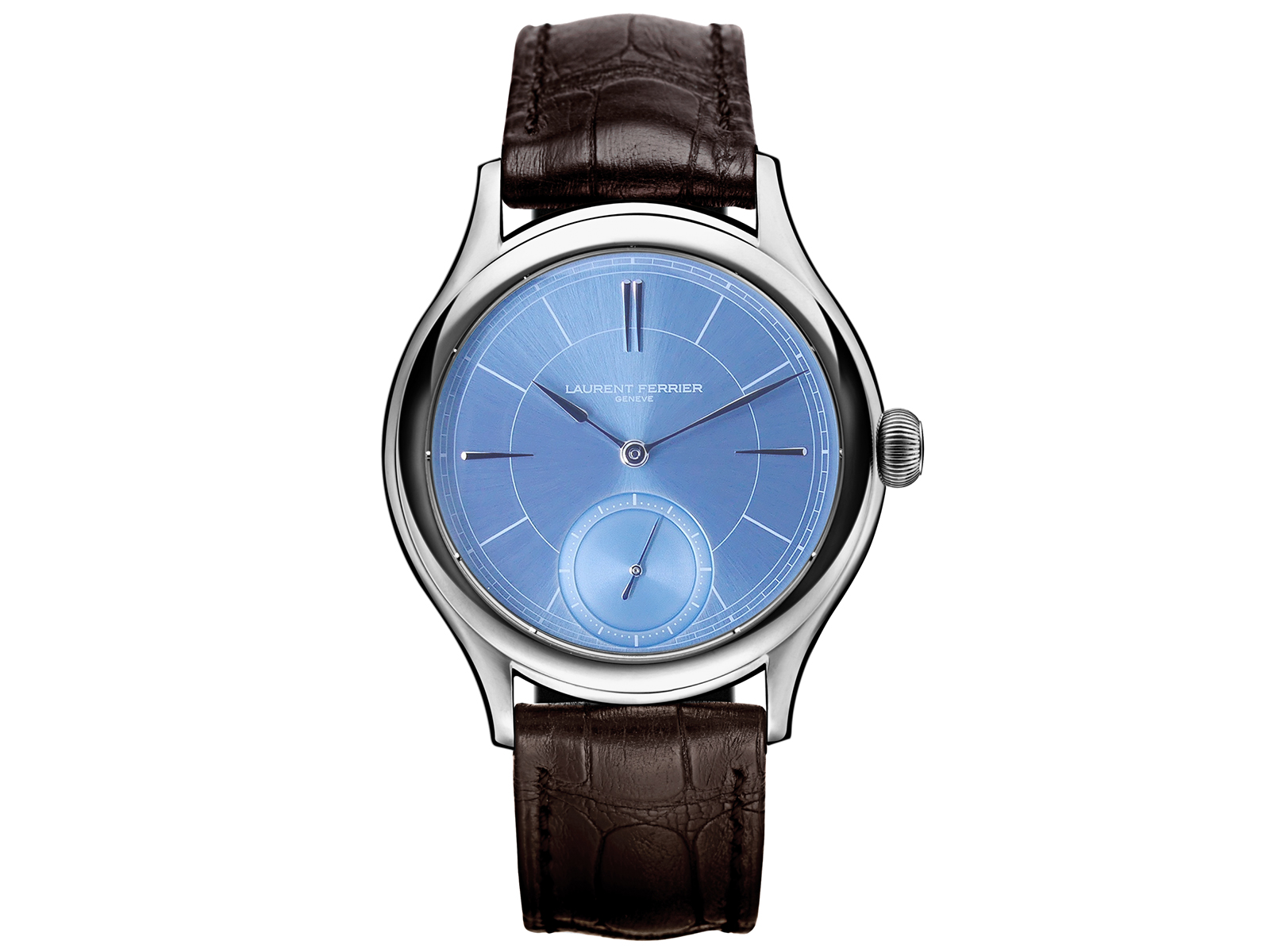 Laurent Ferrier Galet Micro-rotor 40 mm Ice Blue