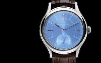 Laurent Ferrier Galet Micro-rotor Ice Blue - portada