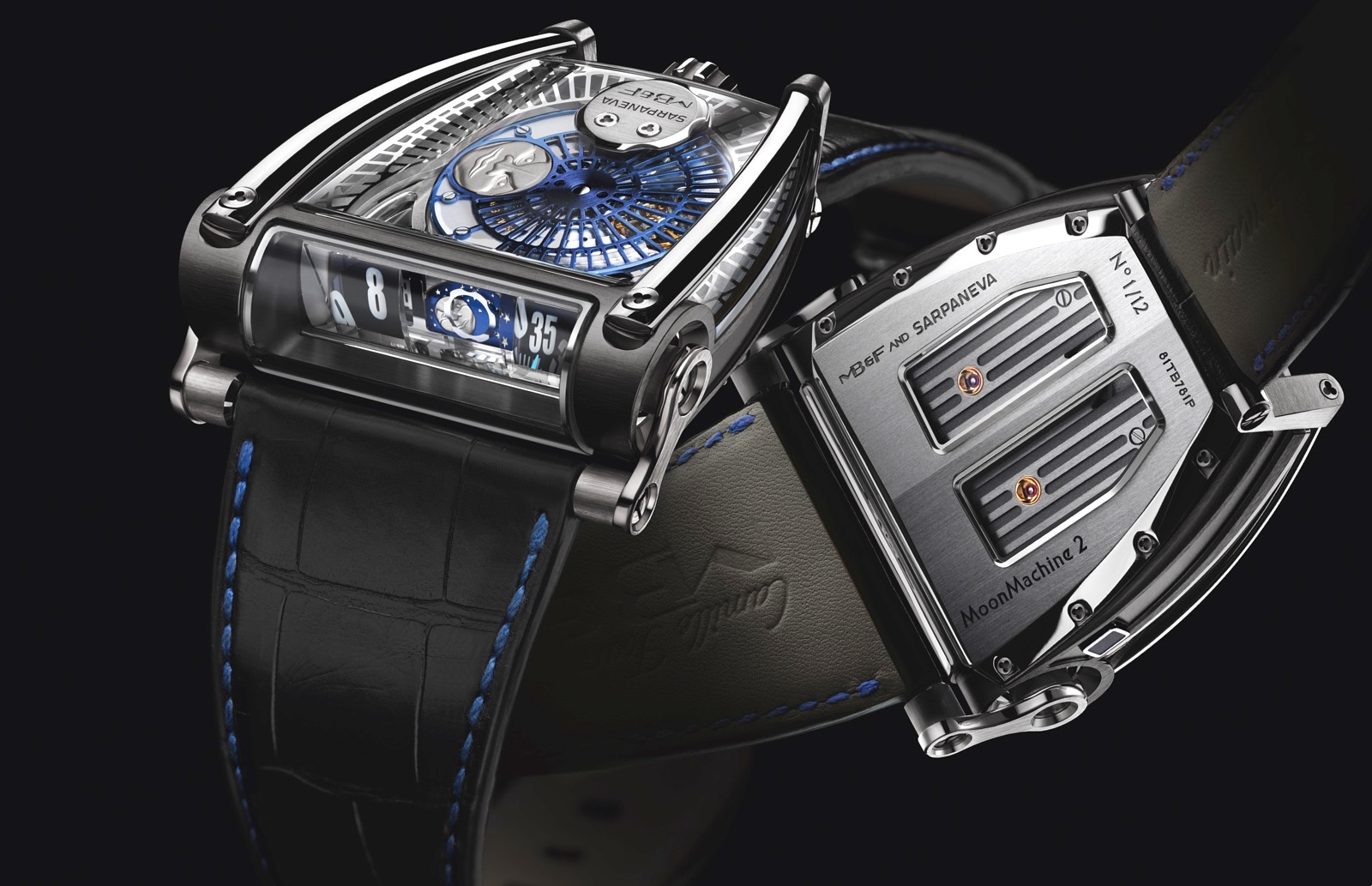 MB&F MoonMachine 2 SIHH 2018