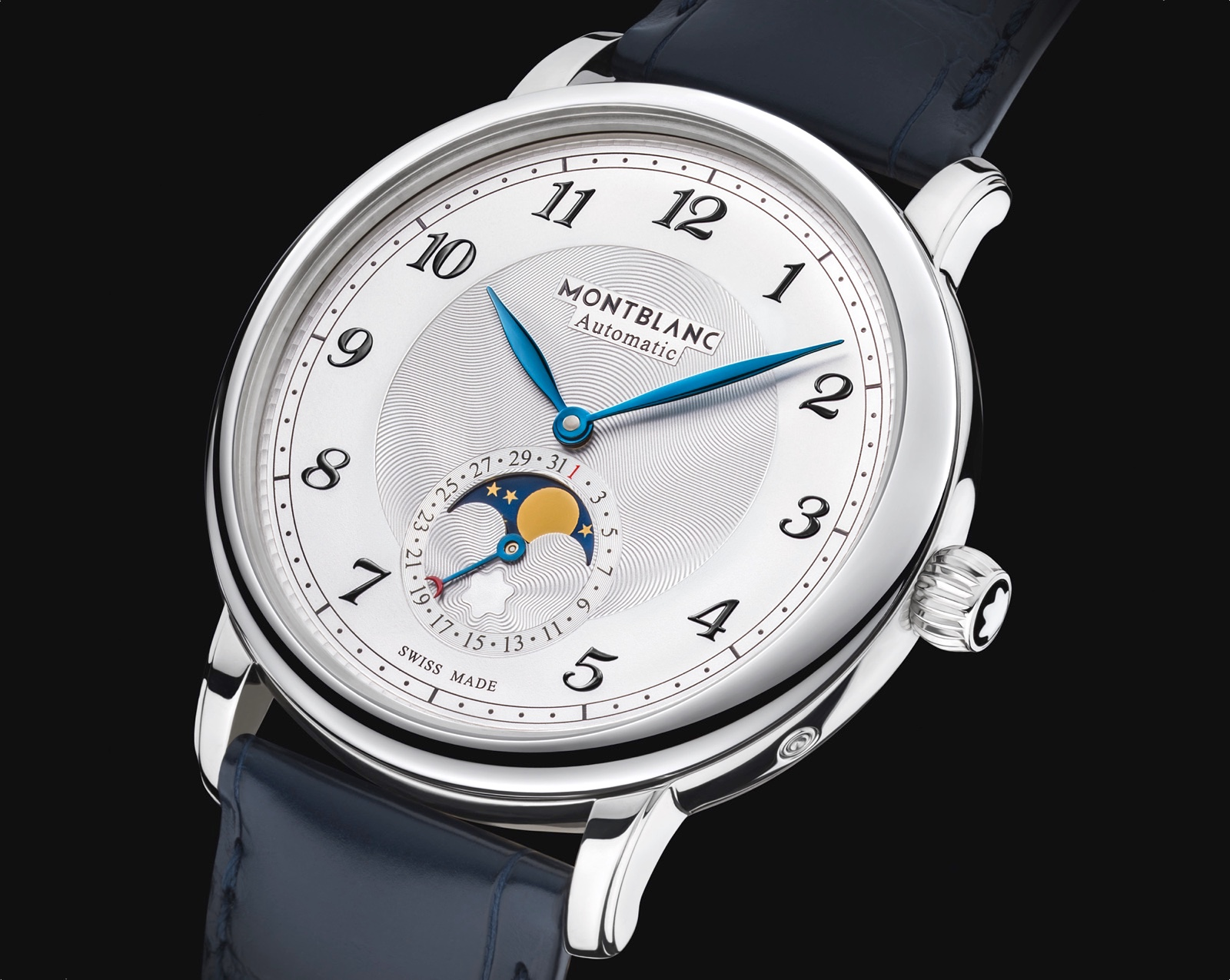Montblanc Star Legacy Moonphase 42 SIHH 2018