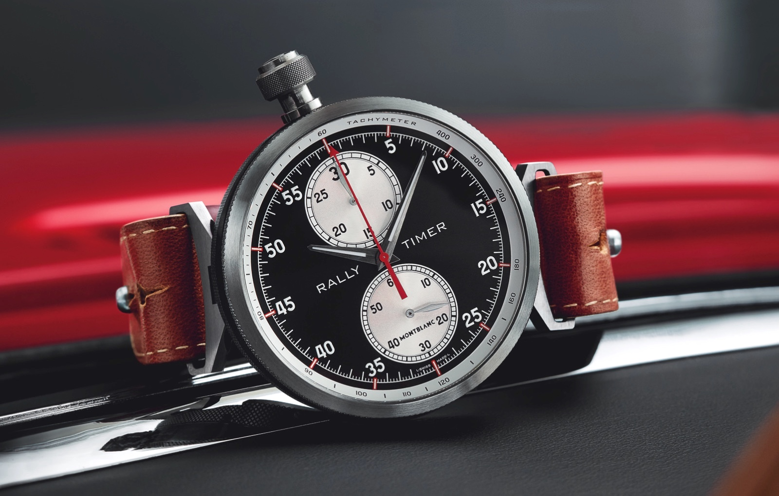 Montblanc TimeWalker Rally Timer Chronograph SIHH 2018