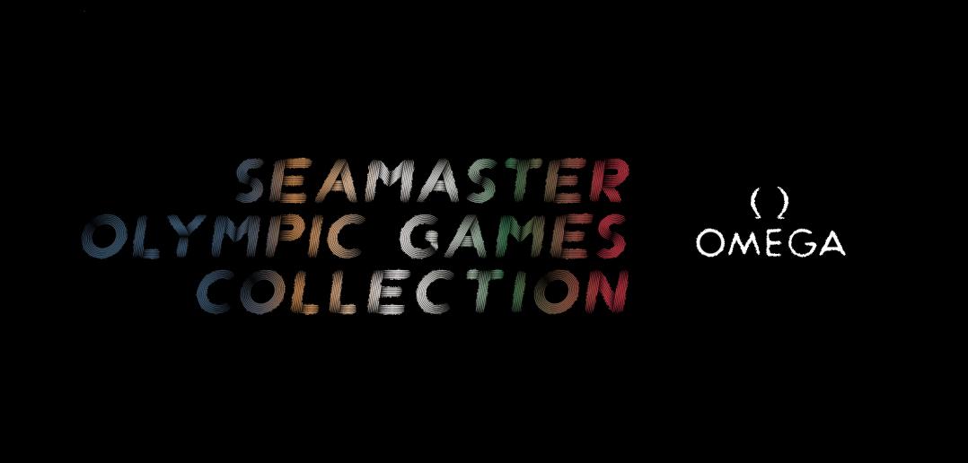 Omega preBasel 2018 Coleccion Seamaster Olympic Games Header