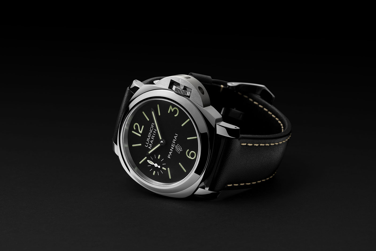 Panerai Luminor Marina Logo 3 Days - PAM 776