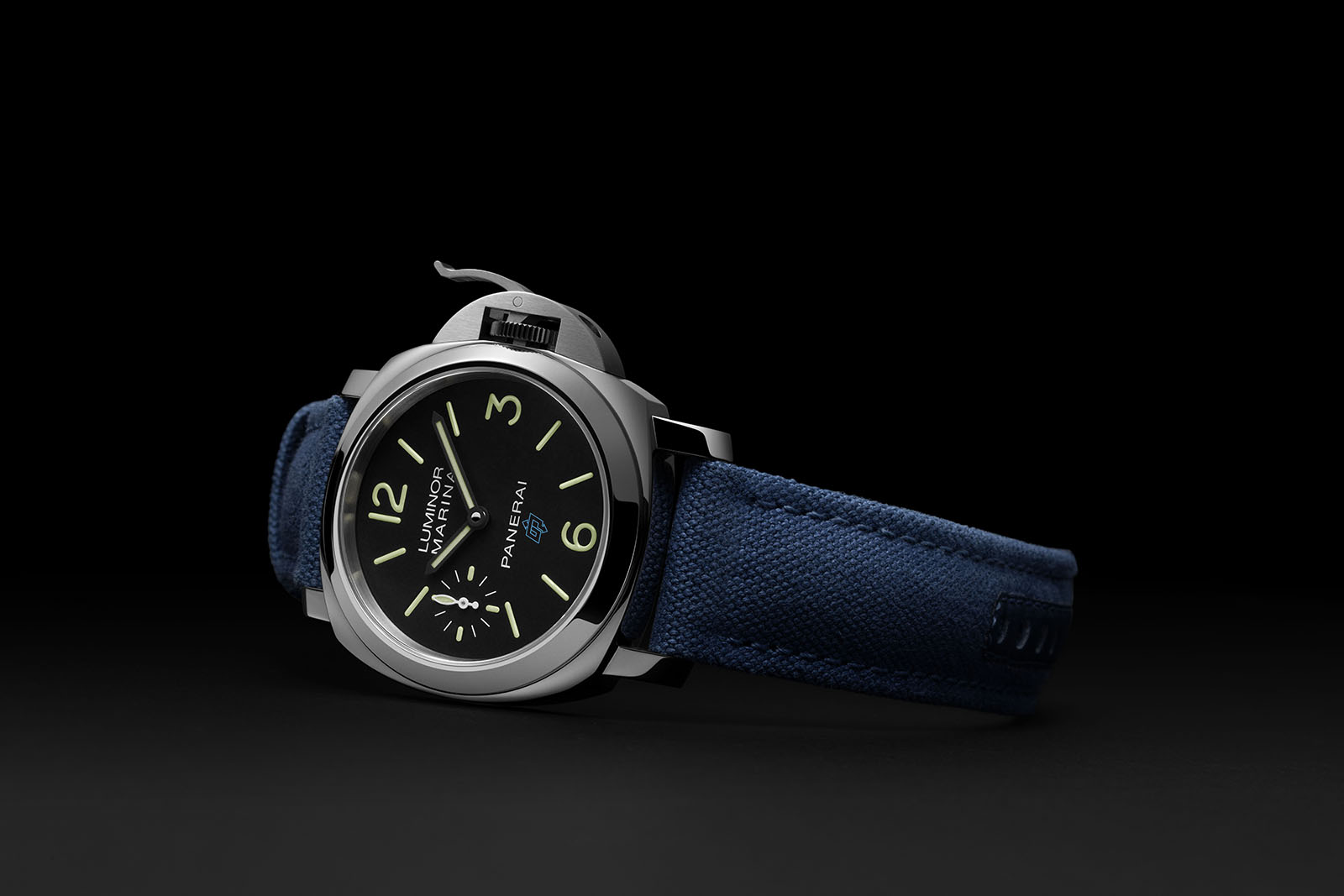 Panerai Luminor Marina Logo 3 Days - PAM 777