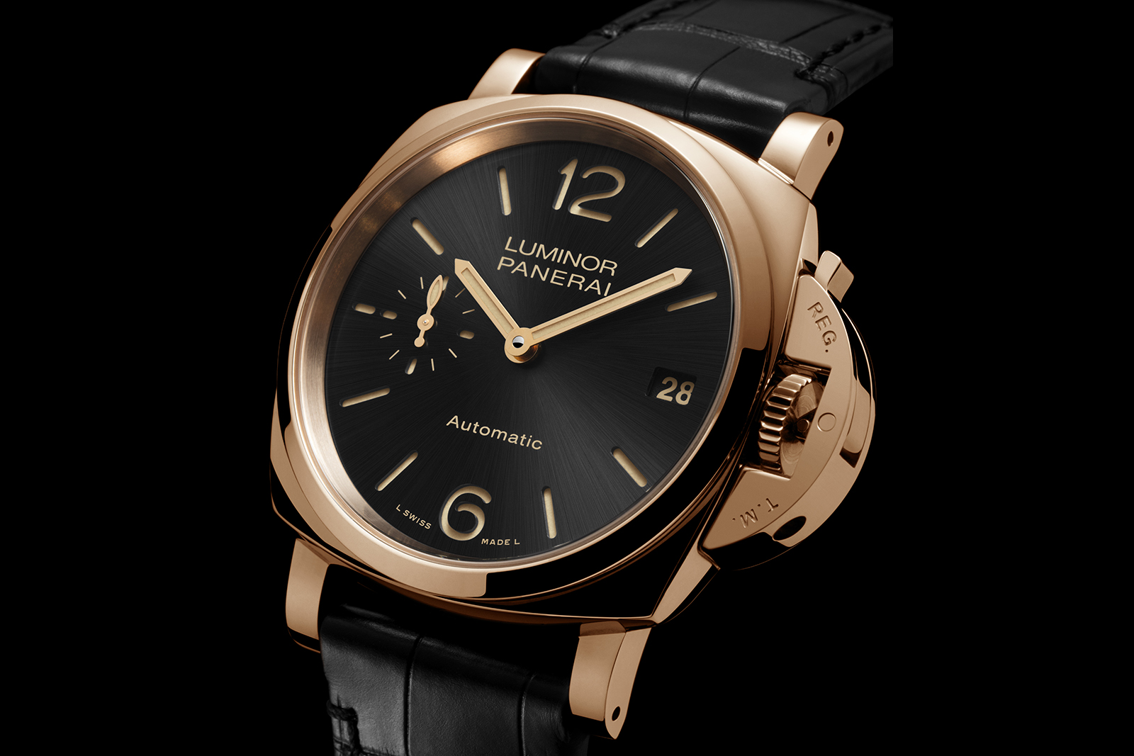 Panerai Luminor Due 3 Days Automatic 38 mm - PAM908