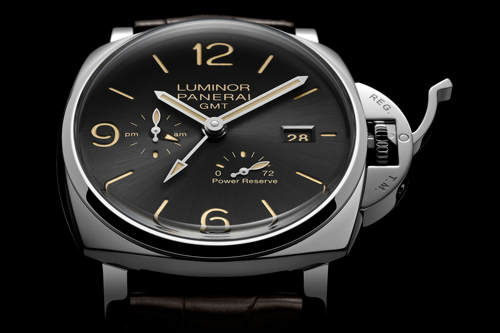 Panerai Luminor Due 3 Days GMT Power Reserve Automatic -PAM944
