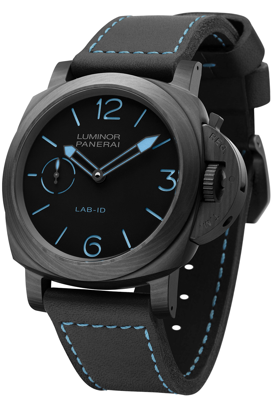 Panerai LAB-ID™ Luminor 1950 Carbotech™ 3 Days (PAM700)