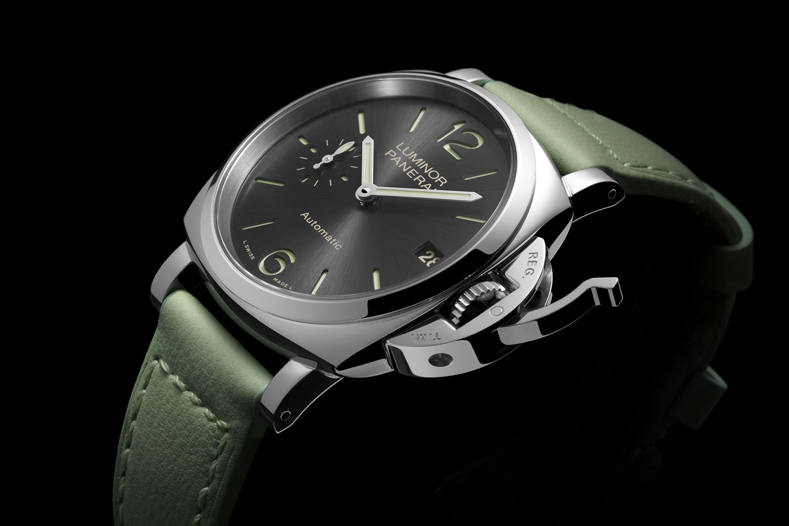 Panerai Luminor Due 3 Days Automatic 38 mm - PAM755