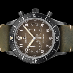 Zenith Pilot Cronometro Tipo CP-2 Flyback