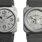 Pre-Baselworld 2018: Bell & Ross BR 03-92 Horoblack y BR 03-94 Horolum