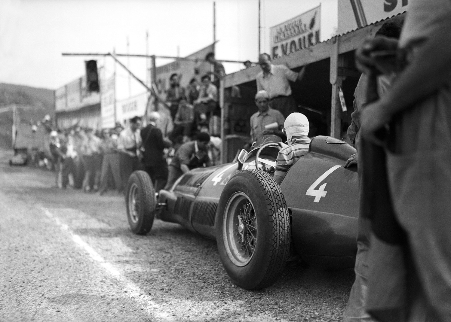 For The Thrill of Speed - Achille Varzi