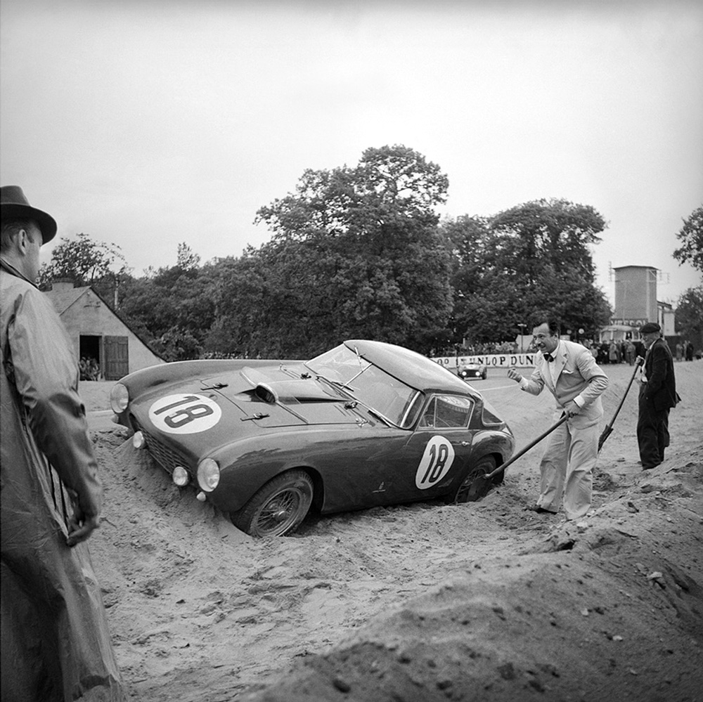 For The Thrill of Speed - Le Mans 1954