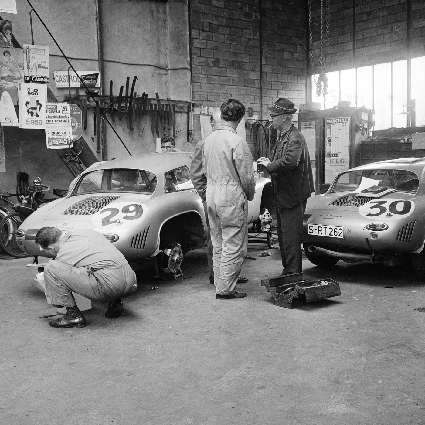 For The Thrill of Speed - Le Mans 1963