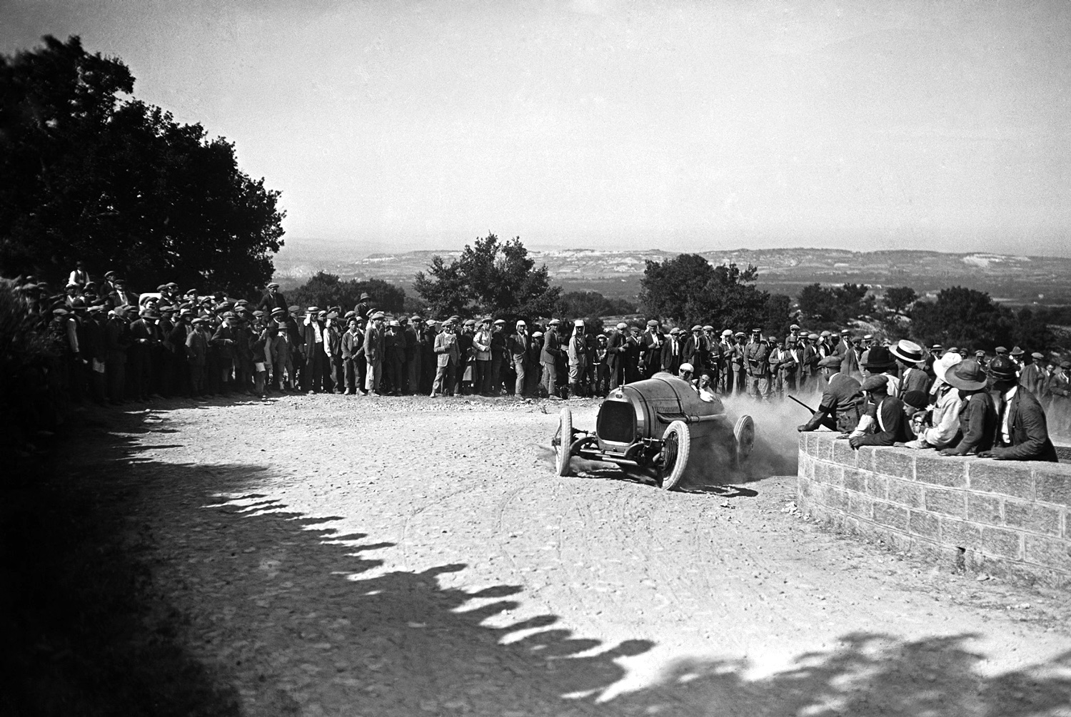 For The Thrill of Speed - Mont Ventoux 1925