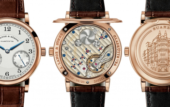 Lange 1815 Up Down 75 Años Suarez Cover