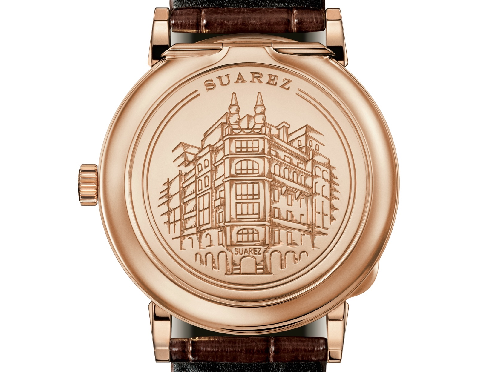 Lange 1815 Up Down 75 Años Suarez Grabado