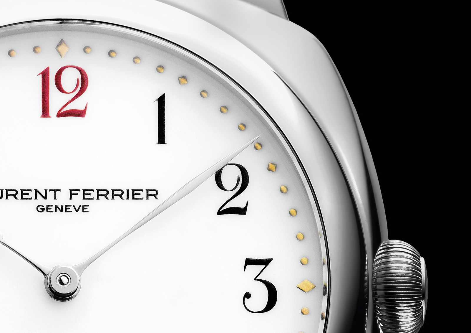 Laurent Ferrier Galet Square Porcelain
