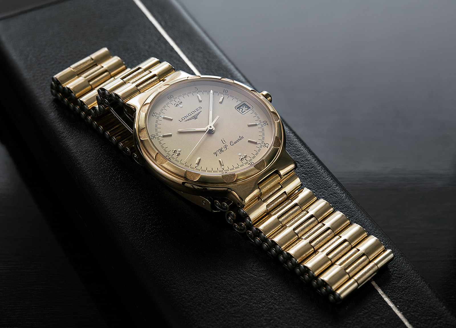 Longines Conquest VHP - 1984