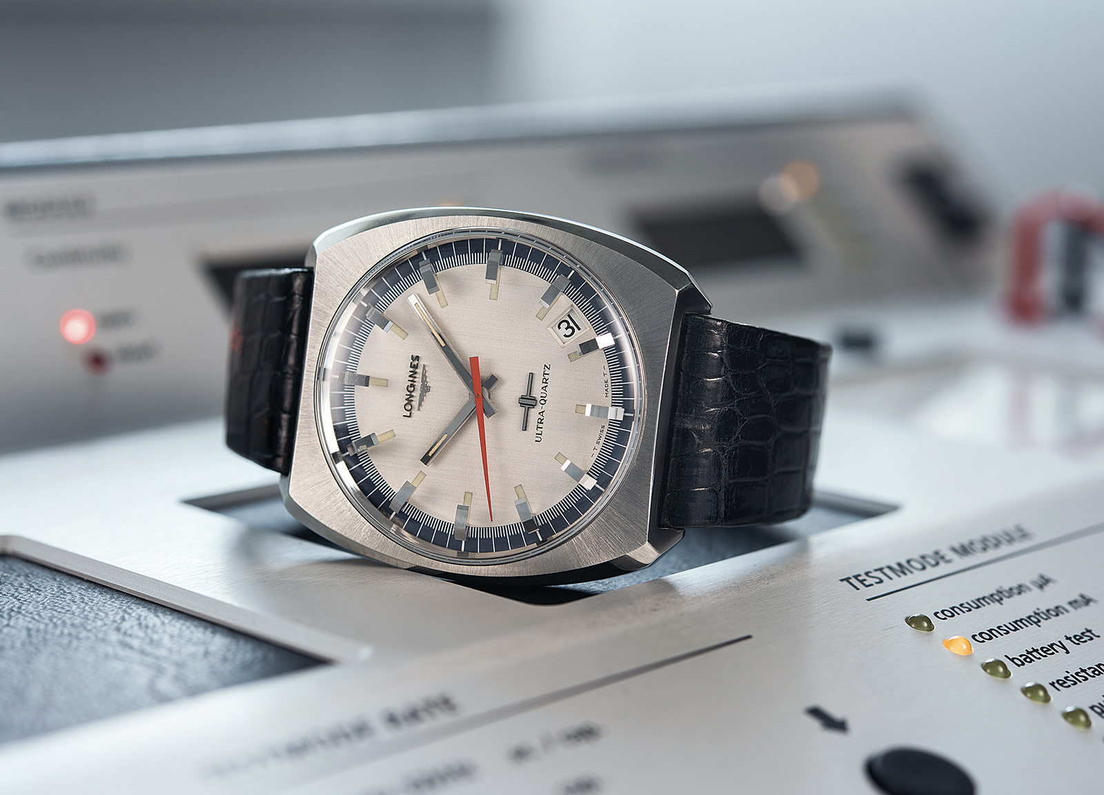 Longines Ultra-Quartz 1969