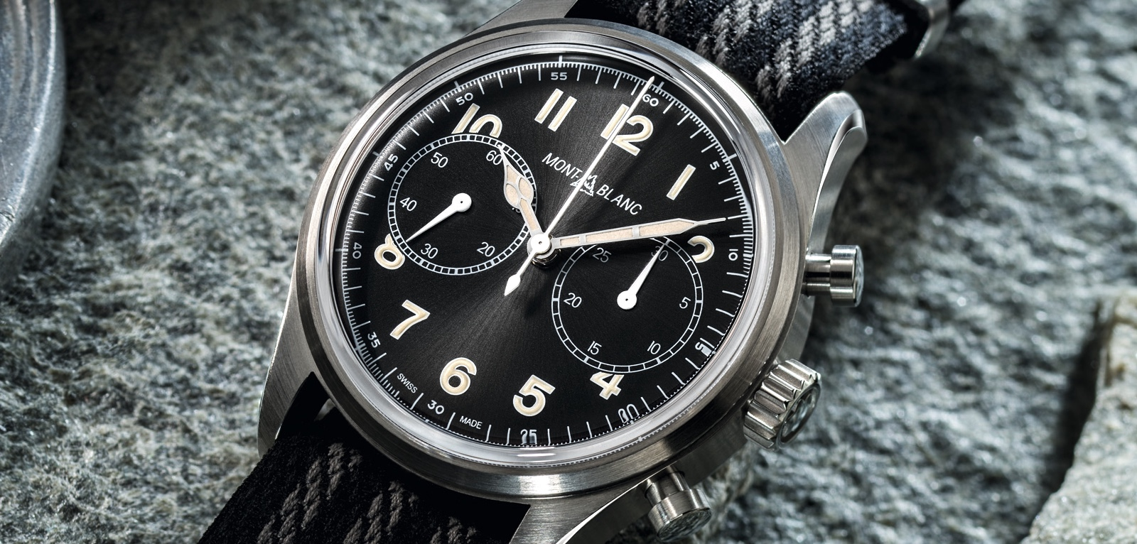 Montblanc 1858 Automatic Chronograph 2018 Cover