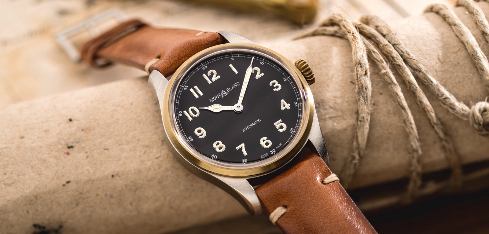 Montblanc 1858 Automatic Cover