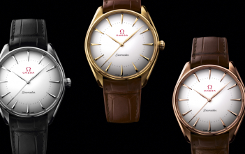 Omega Seamaster Olympic Games Gold Collection Cover
