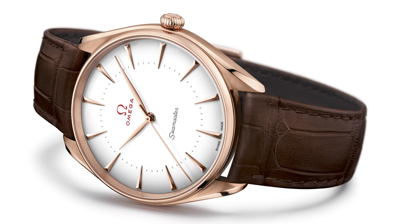 Omega Seamaster Olympic Games Gold Collection Sedna Gold