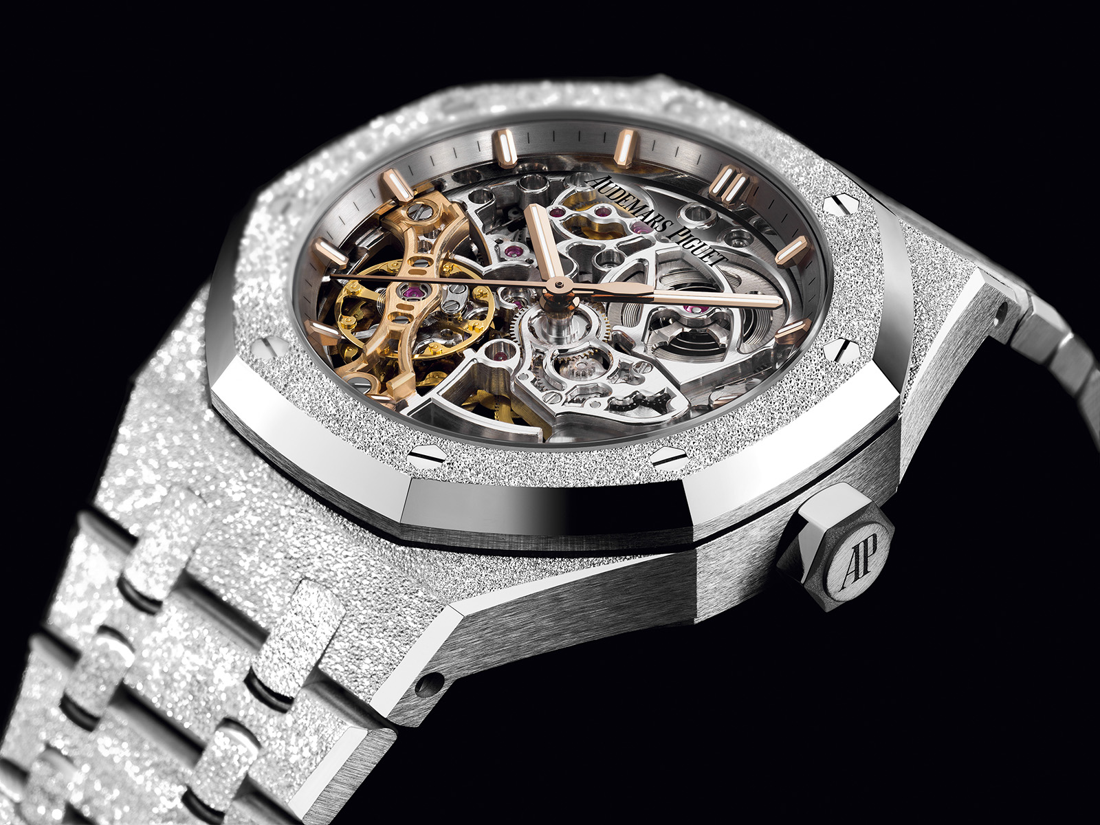Royal Oak Doble Volante Esqueletizado RO_15466BC-66-1259BC-01