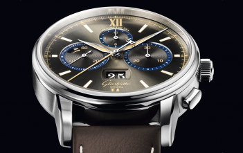 Senator Chronograph Capital Edition Cover