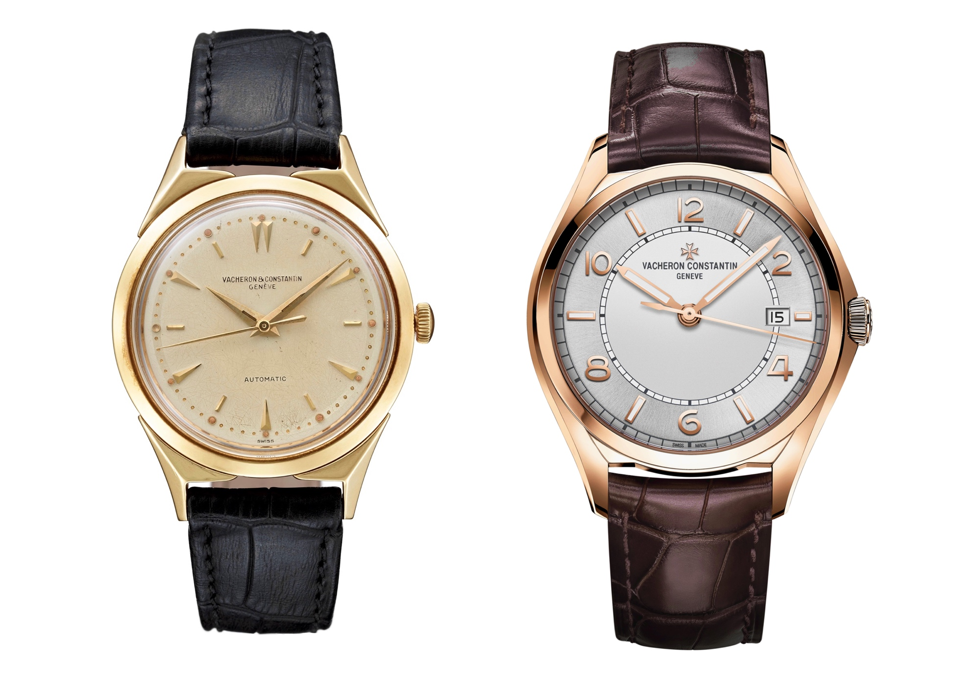 Vacheron Constantin 6073 vs FIFTYSIX