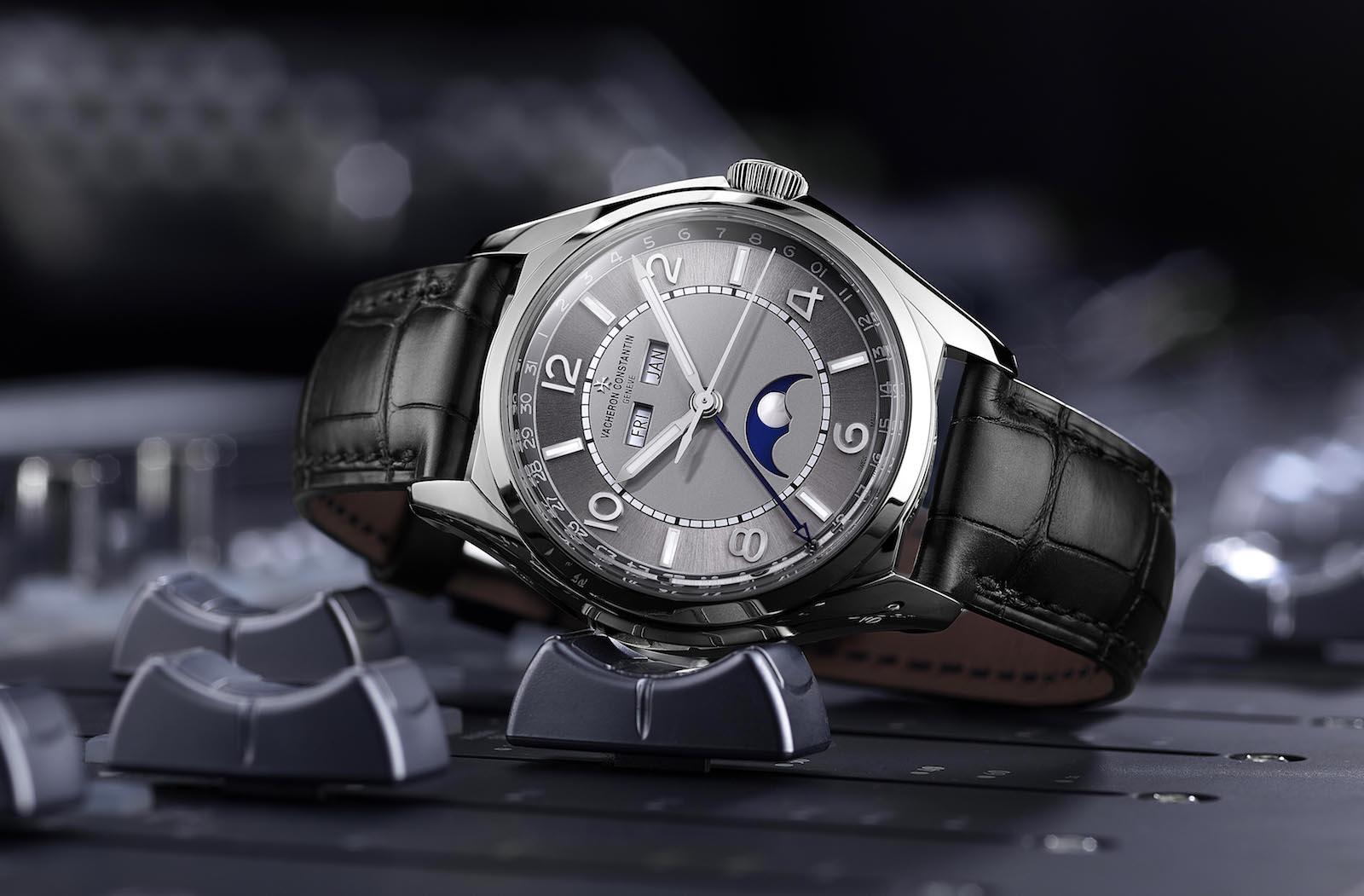 Las tendencias de la Alta Relojería según la FHH - Vacheron ConstantinFIFTYSIX Calendario Completo A
