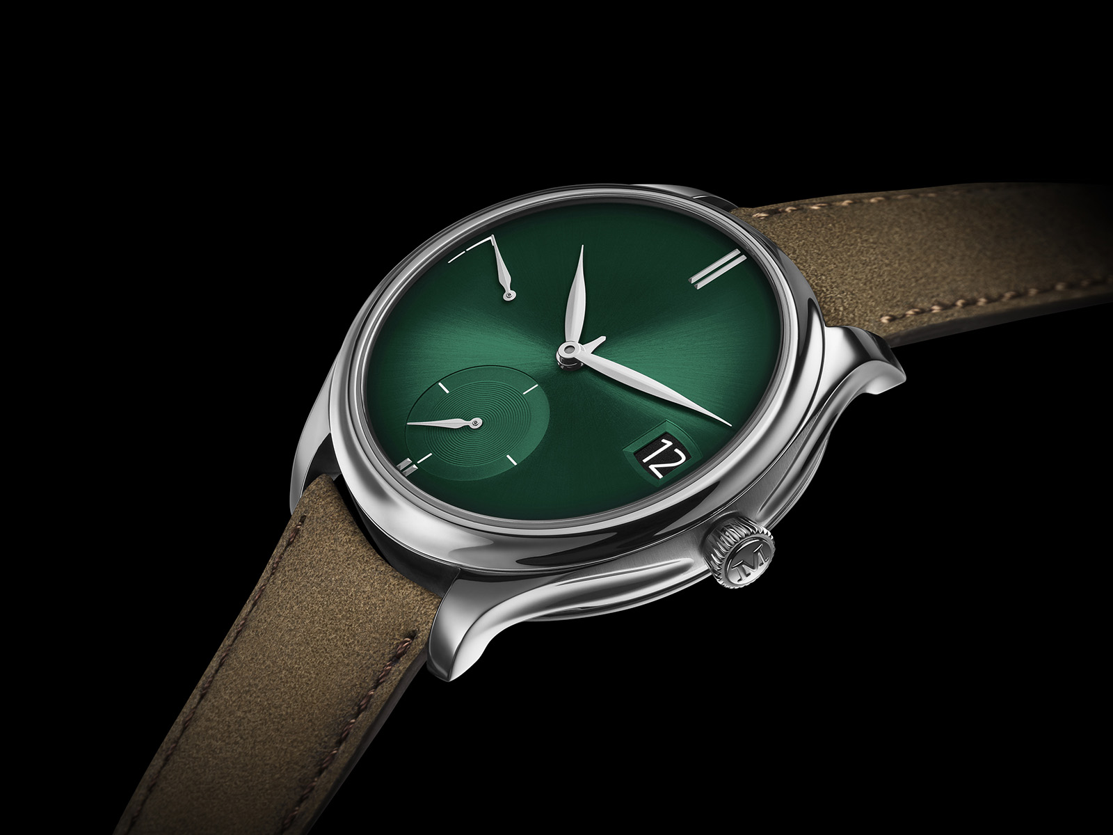H.Moser Endeavour Perpetual Calendar Purity Cosmic Green