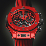 Hublot Big Bang Unico Red Magic: rojo a tope