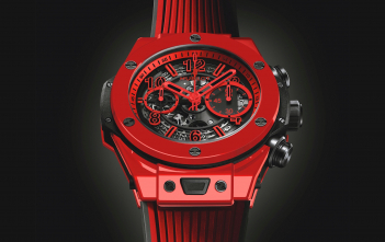 Hublot Big Bang Unico Red Magic - cover