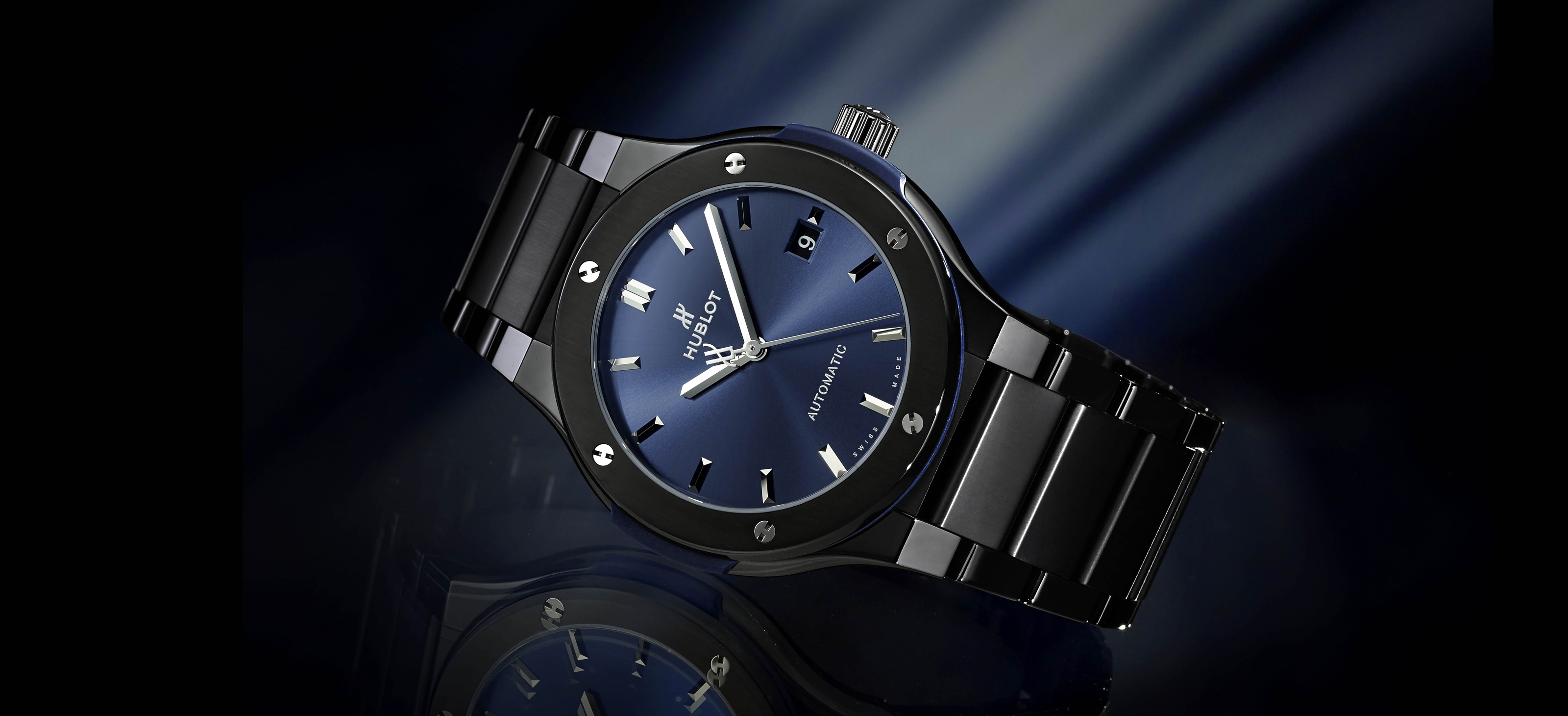 Hublot Classic Fusion All Ceramic - cover