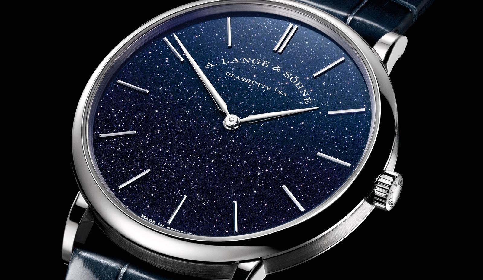 Lange Saxonia Thin Blue Detalle