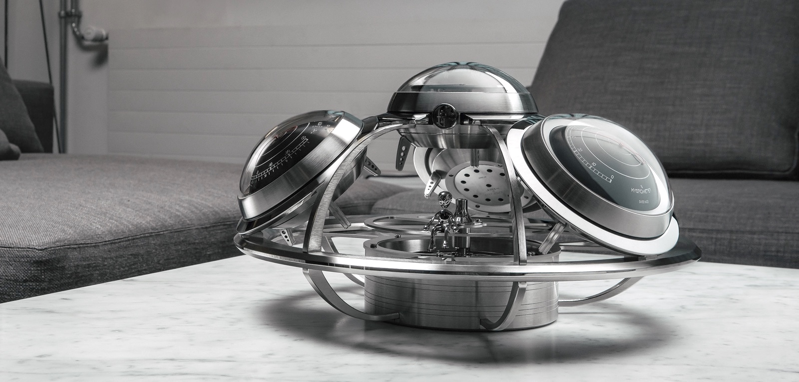 MB&F The Fifth Element Cover
