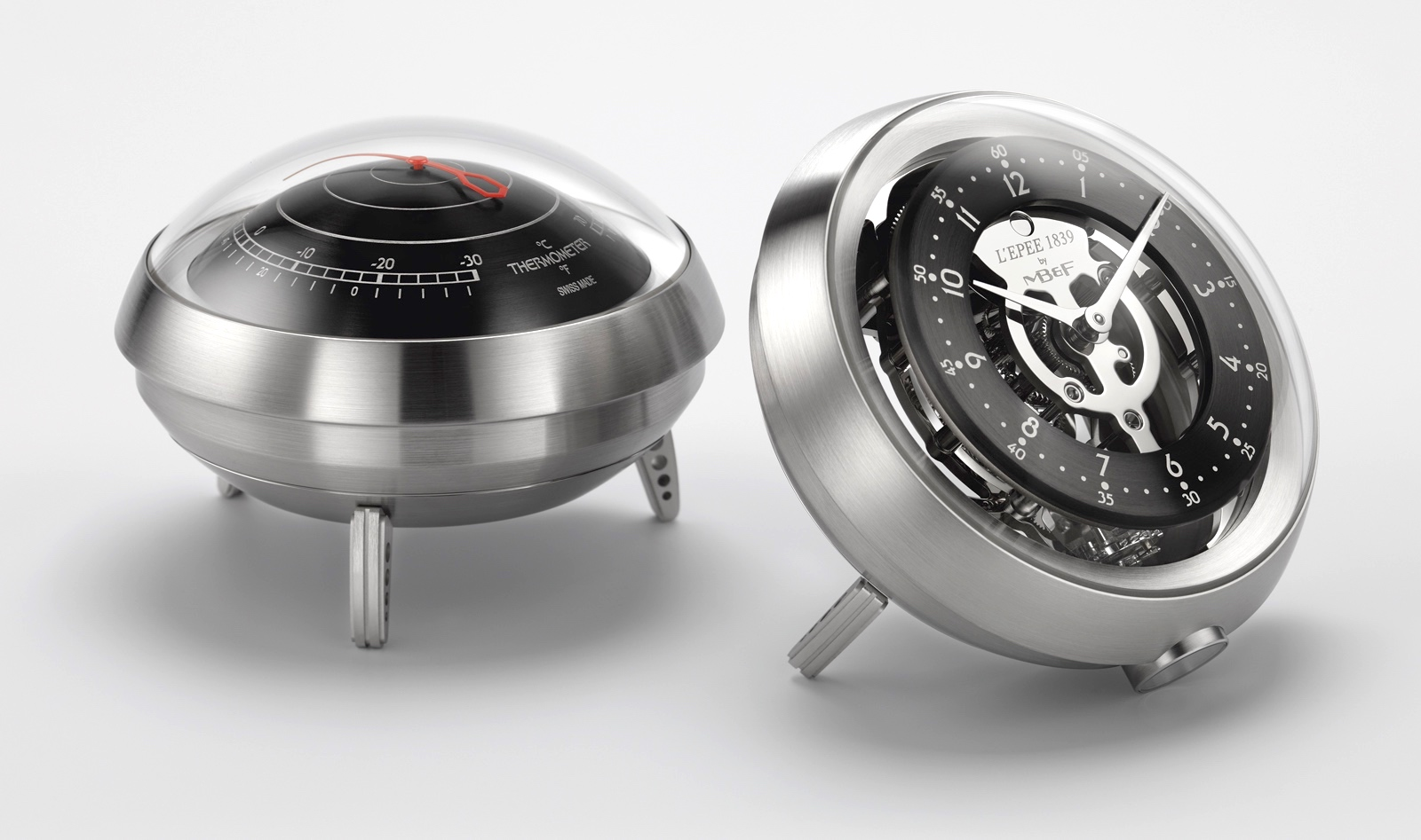 MB&F The Fifth Element Pods