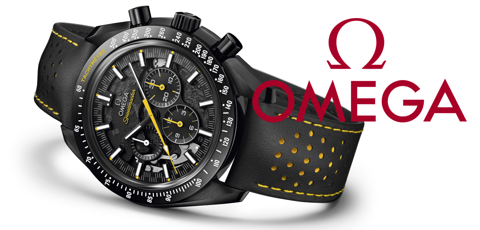 Omega Speedmaster Dark Side of the Moon Apollo 8 Cover
