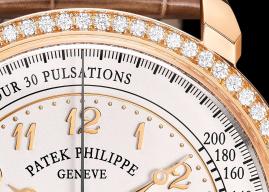 Patek Philippe 7150/250R-001 Ladies' Chronograph: para mujeres sofisticadas