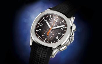 Patek Philippe en Baselworld 2018 - Aquanaut Chronograph5968A cover