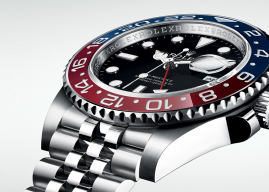 Rolex GMT-Master II Pepsi: vídeo oficial