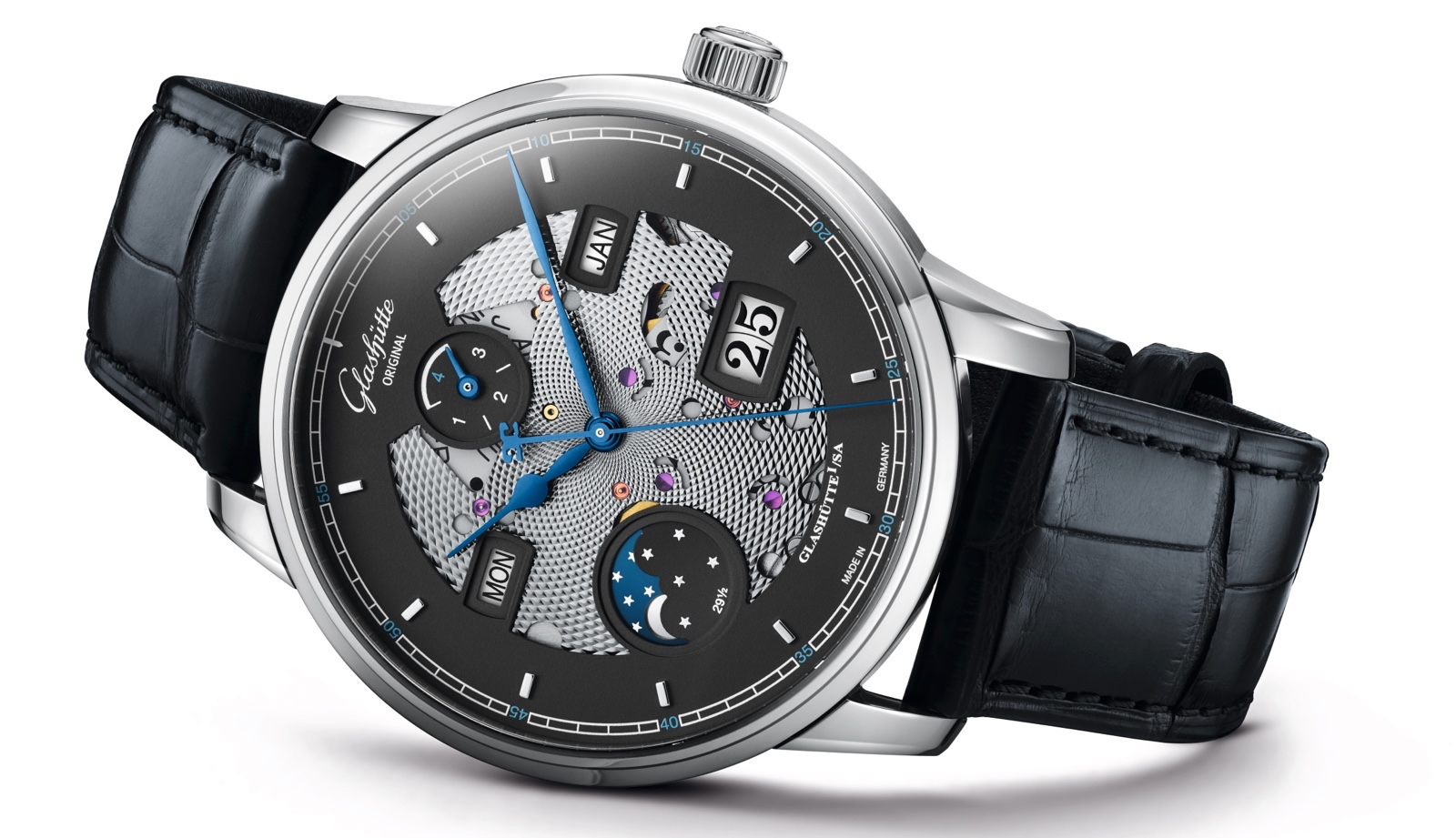 Senator Excellence Perpetual Calendar Limited Edition Mood 1