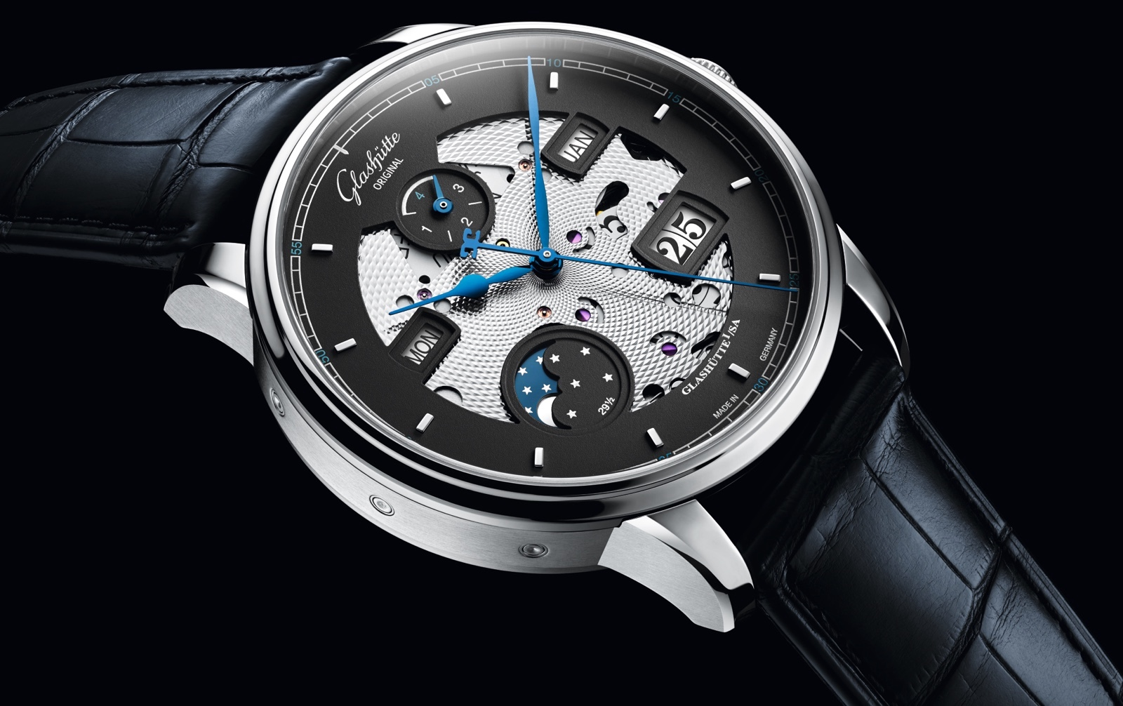 Senator Excellence Perpetual Calendar Limited Edition Mood