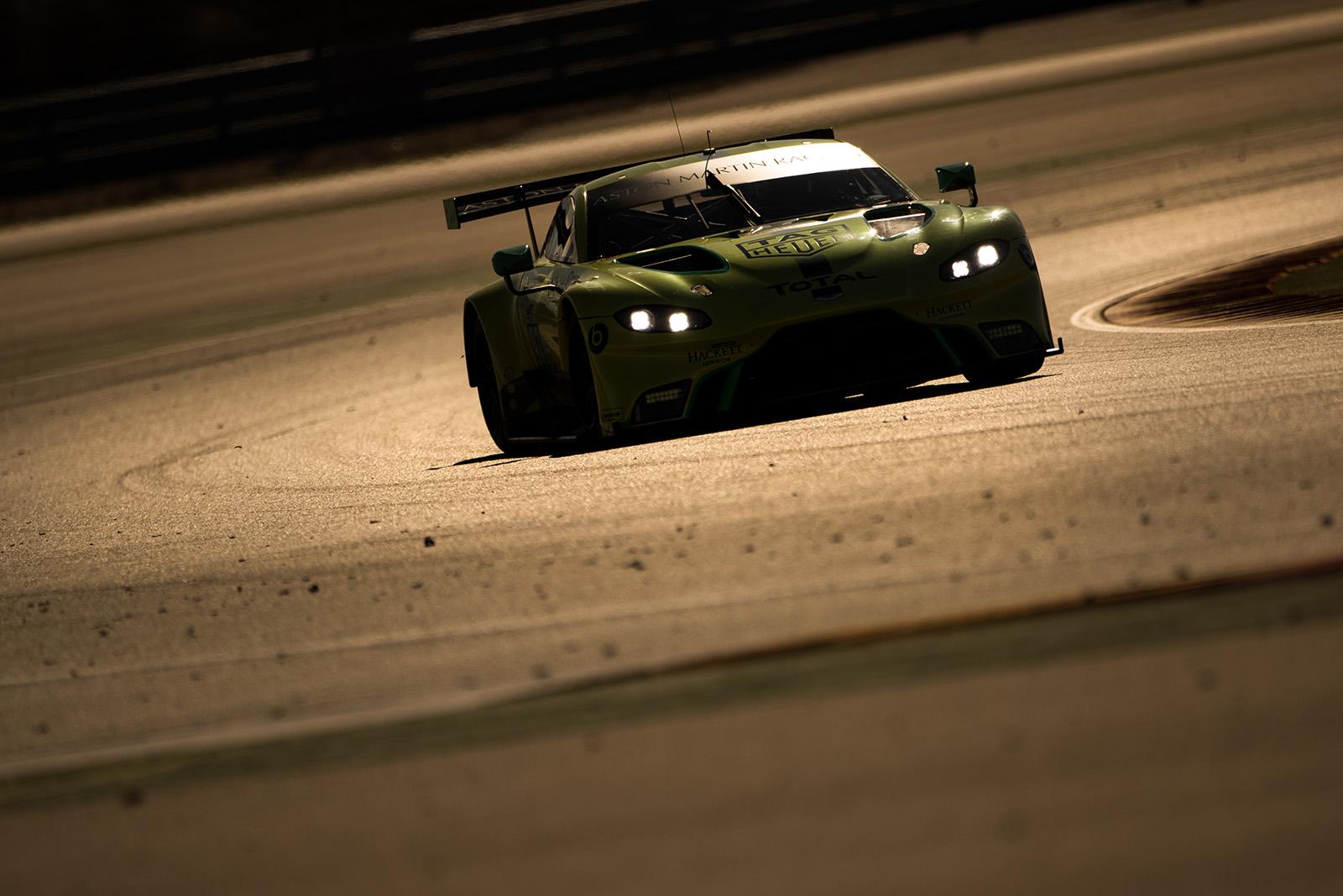 TAG Heuer - Aston Martin