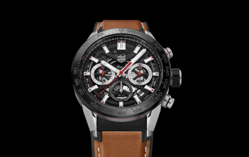 TAG Heuer Carrera Heuer 02 Manufacture - cover