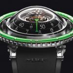 Aquapod Titanium Green. Verde para el HM7 de MB&F.